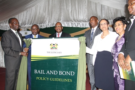 Bail and Bond Policy Launch