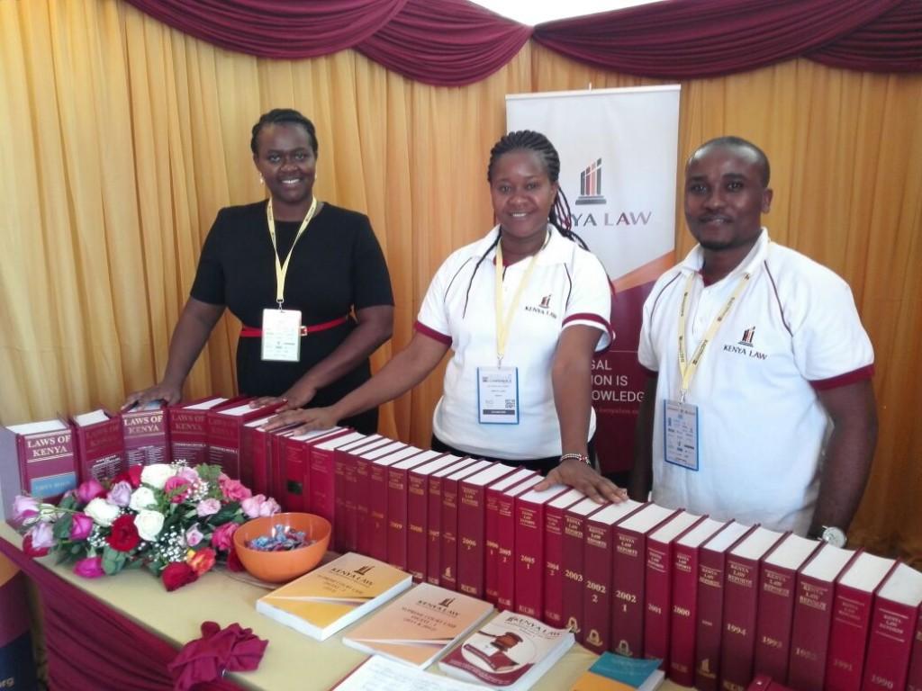 Kenya Law representatives