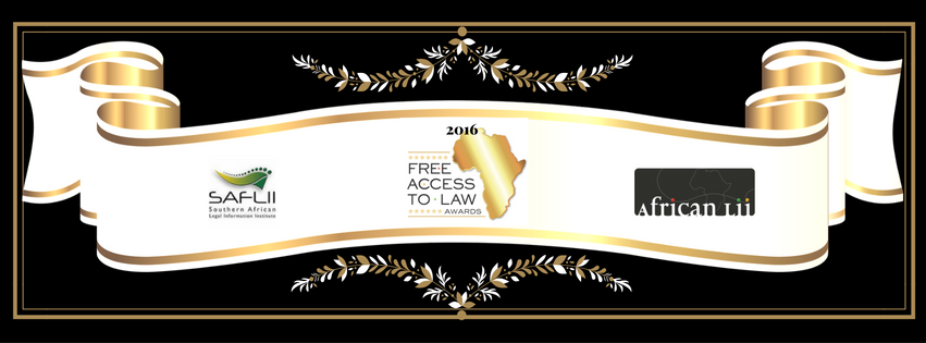 Free Access to Law Awards 2016