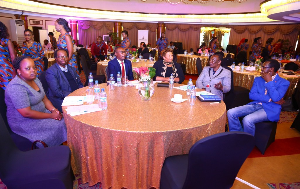 Kenya Law  CEO/Editor  Mr. Terer (extreme right ), Hon. Lady Justice Nambuye, Hon. Lady Justice Sichale, Dr. John Kamau and Ms. Jenifer Ng'anga during the 7th Annual Conference