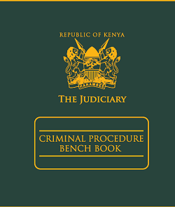 Criminal Procedure Bench Book